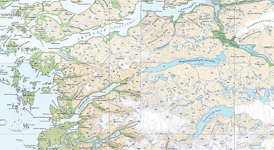 Buksefjorden Etablering Af Vandkraftvaerk