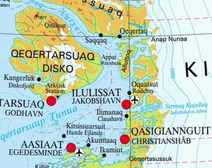 Vandkraftforundersogelser Ved Ilulissat