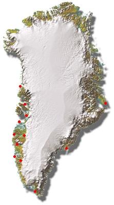 Gronland Kalaallit Nunaat Greenland